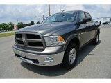 2012 Mineral Gray Metallic Dodge Ram 1500 Outdoorsman Crew Cab 4x4 #84908166