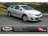 2013 Classic Silver Metallic Toyota Camry Hybrid LE #84907486