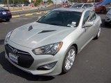 2013 Platinum Metallic Hyundai Genesis Coupe 3.8 Grand Touring #84965062