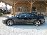 2003 Kalapana Black Mitsubishi Eclipse GTS Coupe #84965331