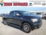 2011 Black Toyota Tundra TRD Rock Warrior Double Cab 4x4 #84965244
