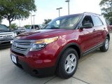 2014 Ruby Red Ford Explorer FWD #84965112