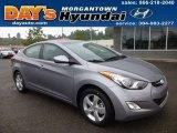 2013 Titanium Gray Metallic Hyundai Elantra GLS #84965289