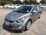 2013 Titanium Gray Metallic Hyundai Elantra Limited #84965054