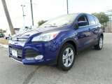 2014 Deep Impact Blue Ford Escape SE 1.6L EcoBoost #84965110