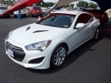 2013 White Satin Pearl Hyundai Genesis Coupe 2.0T #84965050