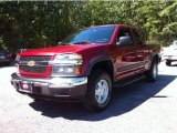 2006 Chevrolet Colorado LT Extended Cab 4x4 Data, Info and Specs