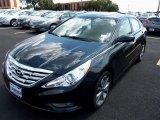 2013 Pacific Blue Pearl Hyundai Sonata SE 2.0T #84965082