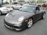 2008 Slate Grey Metallic Porsche 911 Carrera 4S Coupe #8479689