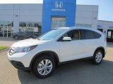 2014 White Diamond Pearl Honda CR-V EX-L AWD #84965253