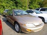 1999 Medium Sunset Gold Metallic Chevrolet Cavalier LS Sedan #84965175