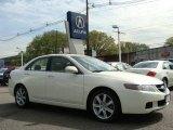 2005 Premium White Pearl Acura TSX Sedan #8483607
