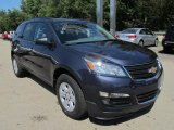 2014 Chevrolet Traverse LS Data, Info and Specs