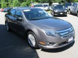 2010 Sterling Grey Metallic Ford Fusion Hybrid #84986919
