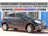 2013 Carbon Black Metallic Buick Encore Leather AWD #84986907