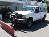 2004 Ford F250 Super Duty XL Regular Cab 4x4 Plow Truck Data, Info and Specs