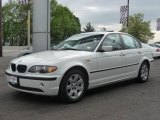 2004 Alpine White BMW 3 Series 325i Sedan #8492143