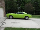 1972 Plymouth Cuda 440 Coupe