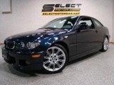 2006 Monaco Blue Metallic BMW 3 Series 330i Coupe #8487156