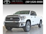 2014 Super White Toyota Tundra TSS Double Cab 4x4 #84992406