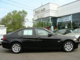 2006 Jet Black BMW 3 Series 325xi Sedan #8483580