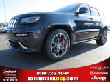 2014 Maximum Steel Metallic Jeep Grand Cherokee SRT 4x4 #84992088