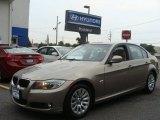 2009 Platinum Bronze Metallic BMW 3 Series 328xi Sedan #84992366