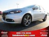 2013 Bright Silver Metallic Dodge Dart SXT #84992076