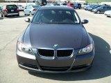 2008 Sparkling Graphite Metallic BMW 3 Series 328i Sedan #8486875