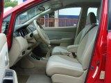 2007 Nissan Versa Interiors