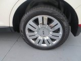 Lincoln MKX 2008 Wheels and Tires