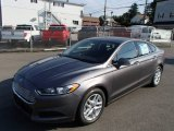 2013 Sterling Gray Metallic Ford Fusion SE #84992323