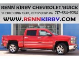 2014 Victory Red Chevrolet Silverado 1500 LTZ Z71 Crew Cab 4x4 #84992184