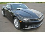 2014 Black Chevrolet Camaro LS Coupe #84992255