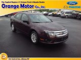 2011 Bordeaux Reserve Metallic Ford Fusion S #84992133
