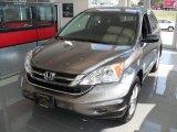 2011 Urban Titanium Metallic Honda CR-V EX 4WD #84992245