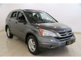 2011 Polished Metal Metallic Honda CR-V EX 4WD #84992244