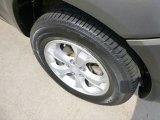 Hyundai Tucson 2009 Wheels and Tires