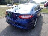 2013 Deep Impact Blue Metallic Ford Fusion SE #84992239