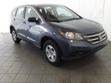 2013 Twilight Blue Metallic Honda CR-V LX #85023972