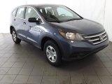 2013 Twilight Blue Metallic Honda CR-V LX #85023972