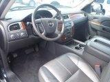 2011 Chevrolet Silverado 1500 LTZ Extended Cab 4x4 Ebony Interior
