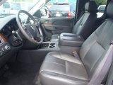 2011 Chevrolet Silverado 1500 LTZ Extended Cab 4x4 Front Seat