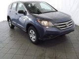 2013 Twilight Blue Metallic Honda CR-V LX #85023971