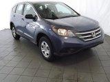 2013 Twilight Blue Metallic Honda CR-V LX #85023971
