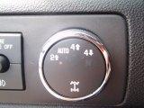 2011 Chevrolet Silverado 1500 LTZ Extended Cab 4x4 Controls