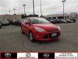2012 Race Red Ford Focus SEL 5-Door #85024060