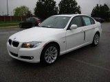 2009 Alpine White BMW 3 Series 328xi Sedan #8492291