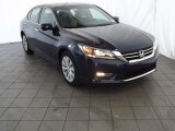 2013 Obsidian Blue Pearl Honda Accord EX Sedan #85023966