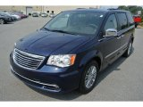 2014 Chrysler Town & Country True Blue Pearl